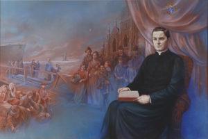 Fr Michael J McGivney by Antonella Cappuccio